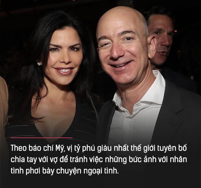 Sinh nhật khó quên của Jeff Bezos: 3 ngày trước tuổi 55, tỷ phú mất những thứ còn giá trị hơn cả khối tài sản 137 tỷ đô - Ảnh 4.
