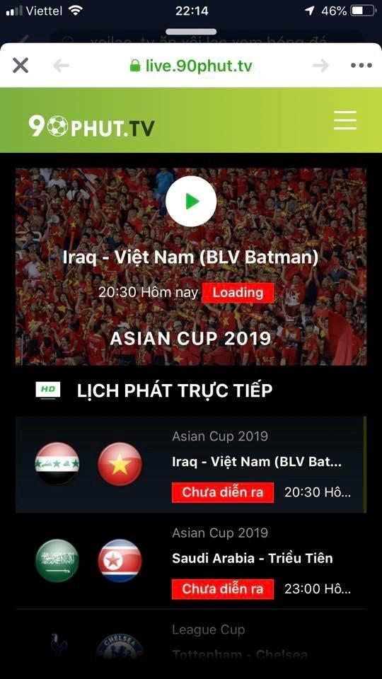 Nhiều tài khoản YouTube, Facebook và trang web lậu vi phạm bản quyền Asian Cup 2019 - Ảnh 4.