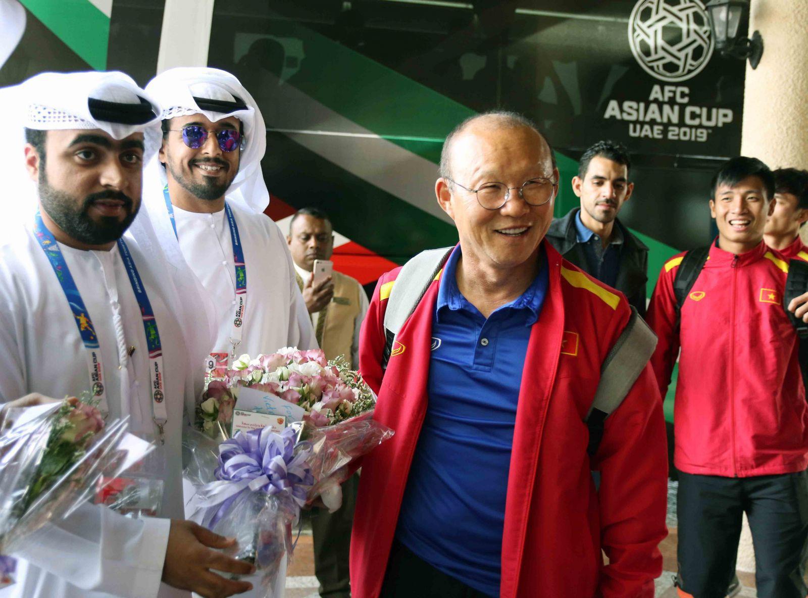 asian cup 2019, - photo 8 1547433006359391675342 - Trước trận quyết đấu Yemen, tuyển Việt Nam chuyển tới ở resort sang chảnh bậc nhất UAE