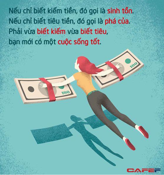 Người ta càng tiêu tiền càng có, sao chỉ có mình ngày càng nghèo? Tránh ngay 2 sai lầm không khác gì ném tiền qua cửa sổ này thì đời bạn sẽ khác - Ảnh 1.