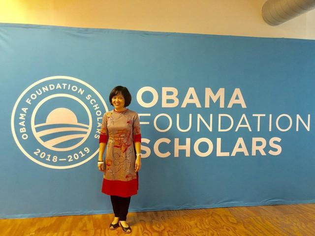 Cô Hồng của Việt Nam - Người phụ nữ truyền cảm hứng cho ông Obama trong năm 2018 - Ảnh 2.