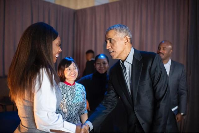 Cô Hồng của Việt Nam - Người phụ nữ truyền cảm hứng cho ông Obama trong năm 2018 - Ảnh 3.