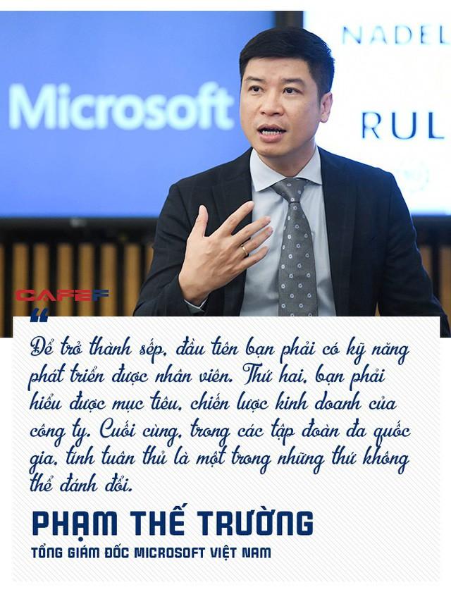 Tổng giám đốc Microsoft Việt Nam: Người Việt có khả năng nắm bắt công nghệ ở nhóm tốt nhất thế giới! - Ảnh 8.