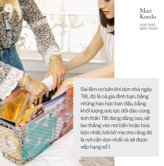 Thánh nữ dọn nhà Mari Kondo: Ngôi sao kiếm triệu đô chỉ nhờ đem đồ đi vứt - Ảnh 12.