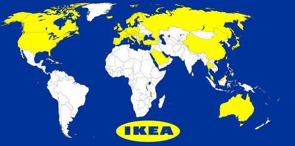 Tại sao IKEA có trụ sở ở Hà Lan nhưng vẫn được gọi là một công ty Thụy Điển? - Ảnh 2.