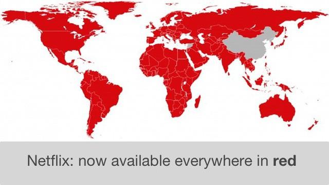netflix - photo 1 1547793388235516470068 - Hành trình khó tin của Netflix: Từ một công ty cho thuê DVD cho tới dịch vụ truyền hình trực tuyến bành trướng ở hơn 190 quốc gia chỉ trong 7 năm