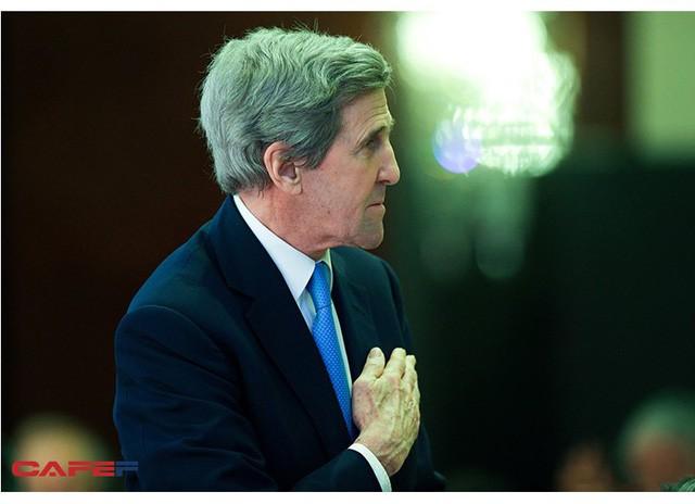 Thông điệp của cựu Ngoại trưởng Hoa Kỳ John Kerry và lời hứa với Việt Nam - Ảnh 11.
