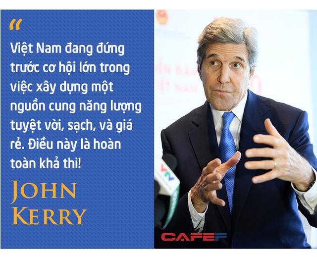 Thông điệp của cựu Ngoại trưởng Hoa Kỳ John Kerry và lời hứa với Việt Nam - Ảnh 7.