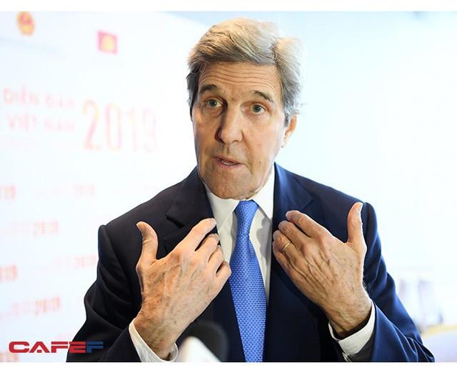 Thông điệp của cựu Ngoại trưởng Hoa Kỳ John Kerry và lời hứa với Việt Nam - Ảnh 9.