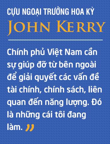 Thông điệp của cựu Ngoại trưởng Hoa Kỳ John Kerry và lời hứa với Việt Nam - Ảnh 10.