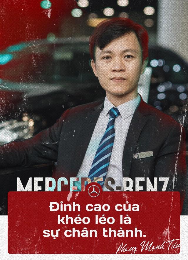 """Tư vấn bán hàng Mercedes-Benz: """"Cảm thấy xấu hổ khi bán xe sang cho người Việt"""" - Ảnh 13."""