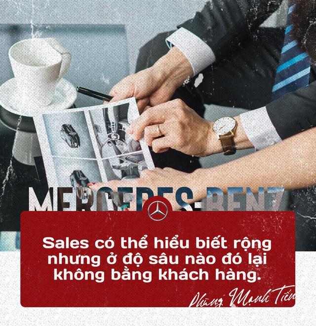 """Tư vấn bán hàng Mercedes-Benz: """"Cảm thấy xấu hổ khi bán xe sang cho người Việt"""" - Ảnh 3."""