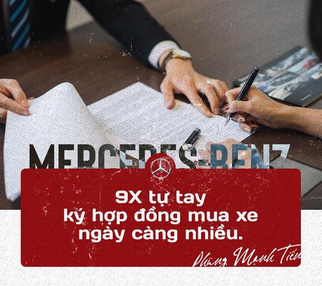 """Tư vấn bán hàng Mercedes-Benz: """"Cảm thấy xấu hổ khi bán xe sang cho người Việt"""" - Ảnh 6."""