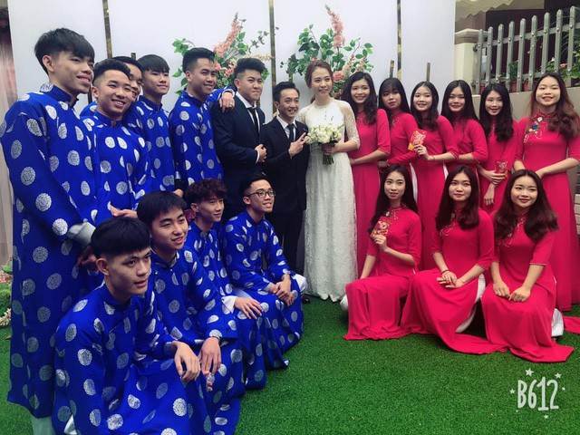 Cận cảnh đám hỏi Cường Đô La và Đàm Thu Trang: Doanh nhân Như Loan xúc động trao nhẫn cho cô dâu  - Ảnh 4.