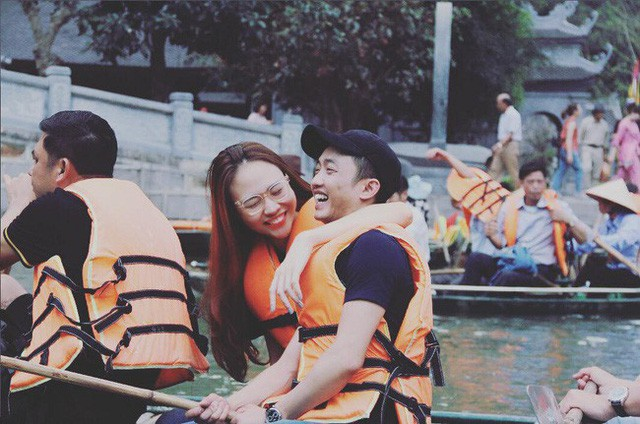 Đàm Thu Trang - mỹ nhân showbiz duy nhất được đích thân nữ đại gia Như Loan mang sính lễ tới rước về làm dâu - Ảnh 1.