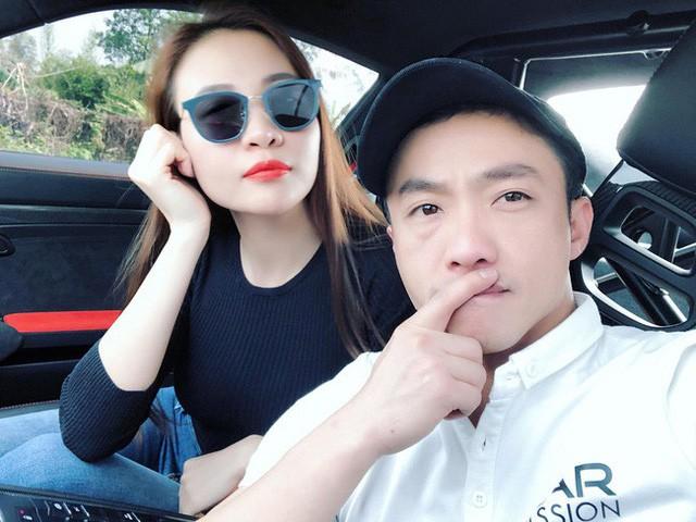 Đàm Thu Trang - mỹ nhân showbiz duy nhất được đích thân nữ đại gia Như Loan mang sính lễ tới rước về làm dâu - Ảnh 4.