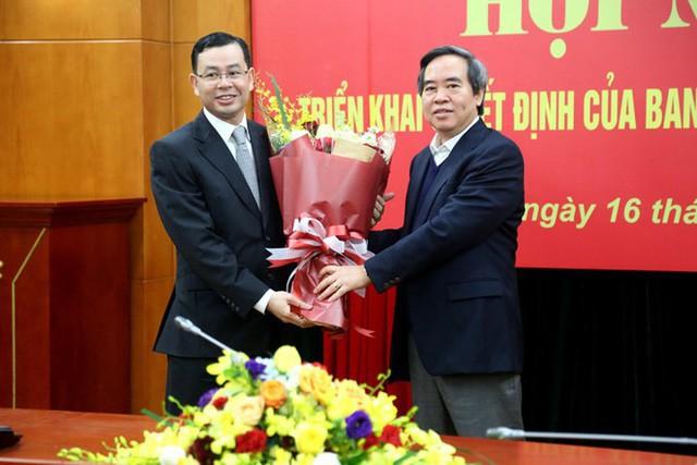 Chân dung 2 Phó Trưởng Ban Kinh tế Trung ương thế hệ 7X - Ảnh 6.