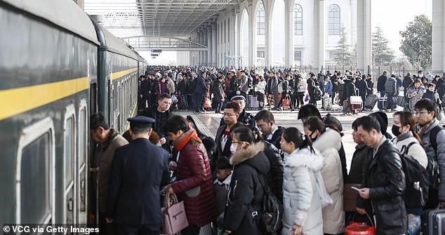 Trung Quốc sắp bước vào cuộc di dân lớn nhất thế giới  - Ảnh 1.