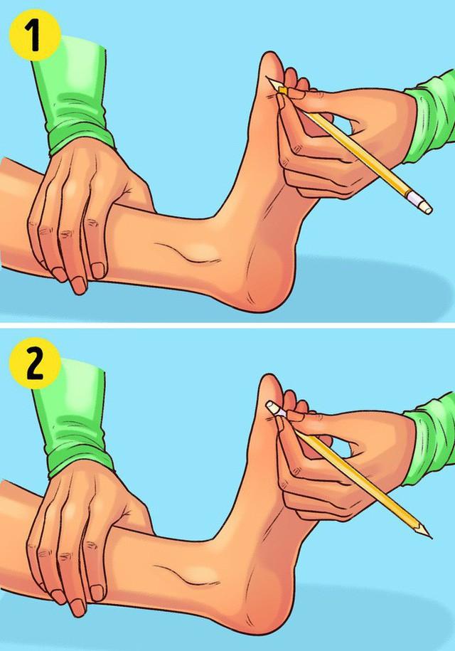Bài kiểm tra sức khỏe đơn giản bạn có thể tự làm tại nhà để biết mình có bị 9 bệnh này hay không  - Ảnh 6.
