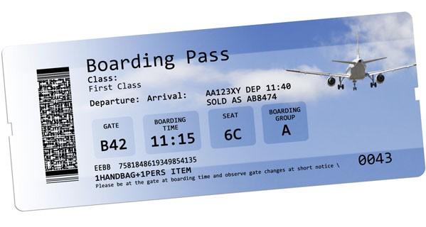 Đăng ảnh cuống vé máy bay check in trên mạng: Hành động nguy hiểm khiến bạn vô tình trở thành nạn nhân của lừa đảo, xã hội đen - Ảnh 4.
