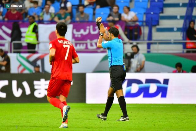 asian cup 2019 - photo 1 15483443694911006278875 - Đá một trận để đời, đội tuyển Việt Nam khiến Nhật Bản toát mồ hôi vào bán kết