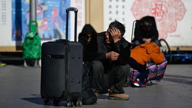 Cuộc di cư lớn nhất hành tinh: Người Trung Quốc về quê ăn Tết - Ảnh 6.