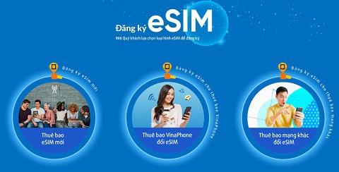 VinaPhone chính thức tiếp nhận đặt trước eSIM online - Ảnh 2.