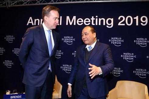 Thông điệp mạnh của Thủ tướng tại WEF Davos và quyết tâm của Việt Nam - Ảnh 1.
