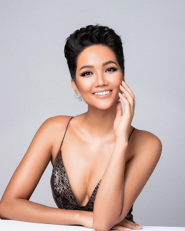 NÓNG: HHen Niê vượt mặt Hoa hậu Venezuela, trở thành Hoa hậu đẹp nhất thế giới - Ảnh 2.