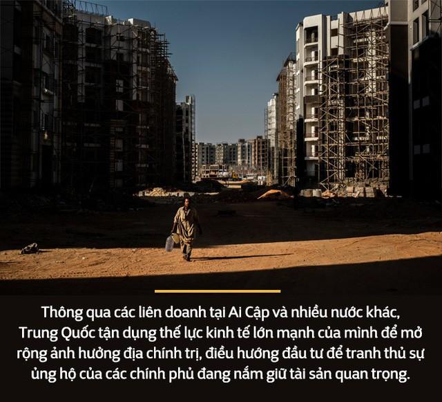 Từ cao ốc trên sa mạc đến Con đường tơ lụa mới: Cách Trung Quốc thay đổi trật tự thế giới (P1) - Ảnh 3.
