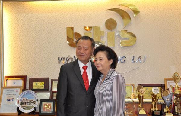 10 gia đình doanh nhân nức tiếng, đứng đầu nhiều ngành kinh doanh tại Việt Nam - Ảnh 8.