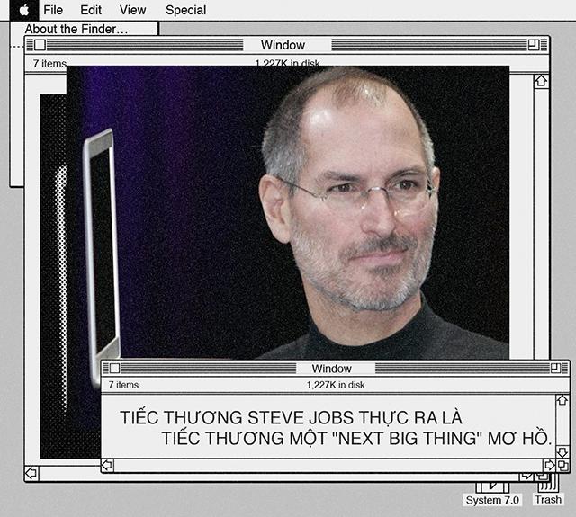 Thất bại 450 tỷ đô của Apple: Nếu Steve Jobs còn sống, liệu ông có thể tạo ra Big Thing thay thế iPhone? - Ảnh 5.