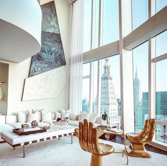 cheryl eisen - 9 1546510882228293933218 - Nữ CEO thiết kế nội thất cho Ivanka Trump và Kim Kardashian: 9h sáng ngủ dậy, 10h đủng đỉnh đi làm, nhưng xử lý công việc thì miễn bàn!