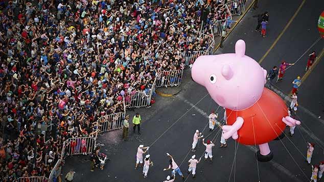Các con buôn Trung Quốc đã hái ra tiền từ meme Peppa Pig như thế nào? - Ảnh 4.