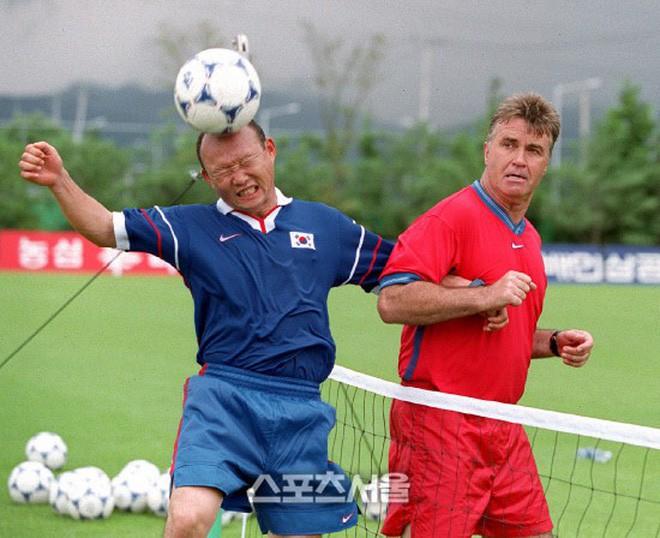 park hang-seo, - photo 6 15465839568731621615639 - HLV Park Hang-seo bước sang tuổi 60: Từ sinh viên nghiên cứu thảo mộc đến huyền thoại bóng đá Việt Nam