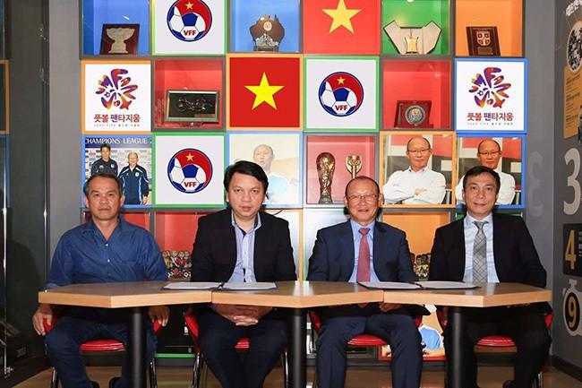 park hang-seo, - photo 9 15465839568781750744520 - HLV Park Hang-seo bước sang tuổi 60: Từ sinh viên nghiên cứu thảo mộc đến huyền thoại bóng đá Việt Nam