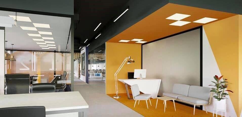 """ahamove - photo 1 15467375150061467280488 - Ngắm văn phòng làm việc """"đẹp nhất Vịnh Bắc Bộ"""" của Startup công nghệ Ahamove"""