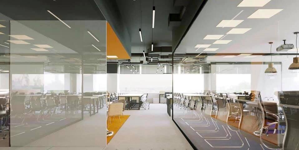 """ahamove - photo 2 15467375180581319774750 - Ngắm văn phòng làm việc """"đẹp nhất Vịnh Bắc Bộ"""" của Startup công nghệ Ahamove"""