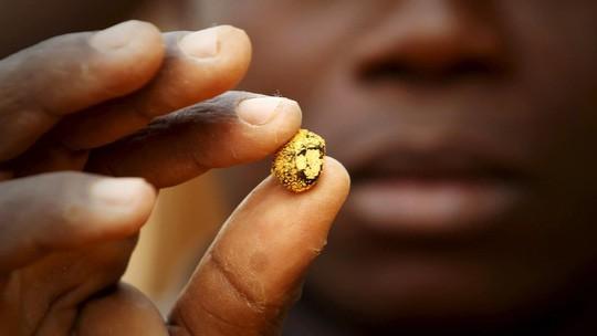Tổng thống Ghana sợ Trung Quốc đào trộm vàng - Ảnh 1.