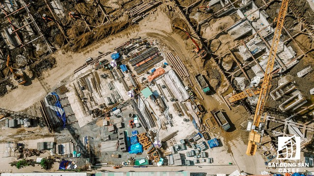 Cận cảnh dự án khu đất vàng tại Quận 4 của Sabeco HP có nguy cơ bị thu hồi - Ảnh 7.