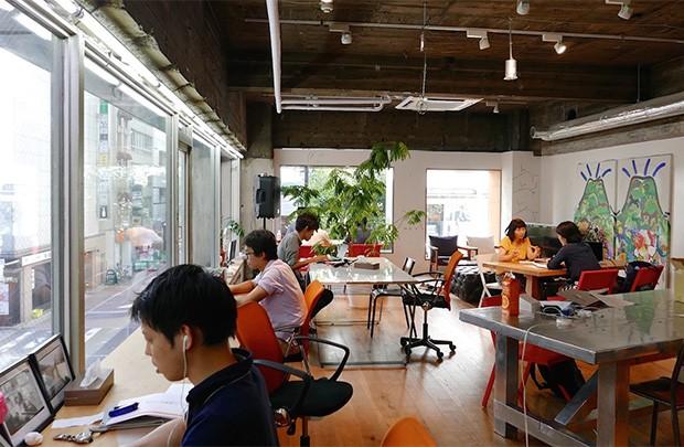 Tp.HCM: Tỉ lệ lấp đầy trung bình của không gian làm việc chung đạt xấp xỉ 80% - Ảnh 1.