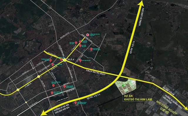 Him Lam rót 2.600 tỉ đồng xây khu đô thị hoàn chỉnh tại TP Bắc Ninh - Ảnh 1.