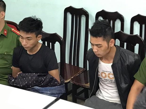 Clip: Rùng mình lời khai của 2 nghi phạm sát hại nam sinh chạy Grab ở Hà Nội - Ảnh 2.