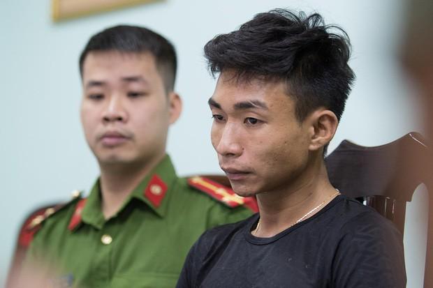 Clip: Rùng mình lời khai của 2 nghi phạm sát hại nam sinh chạy Grab ở Hà Nội - Ảnh 3.