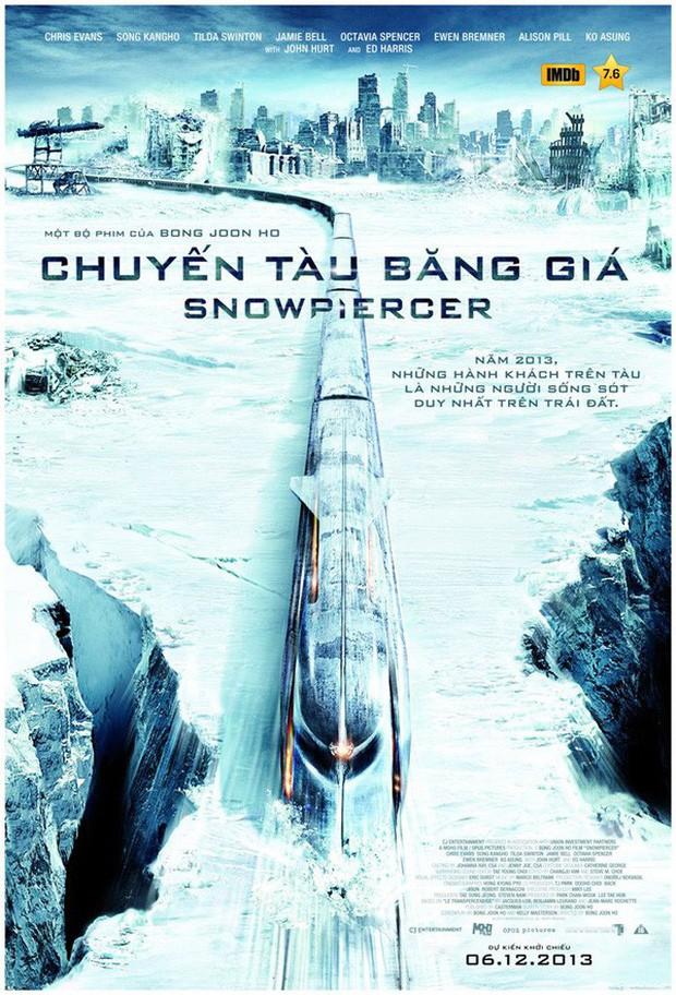 Rợn người với 6 phim Hàn về ô nhiễm môi trường: Động vật đột biến, loài người diệt vong - Ảnh 3.