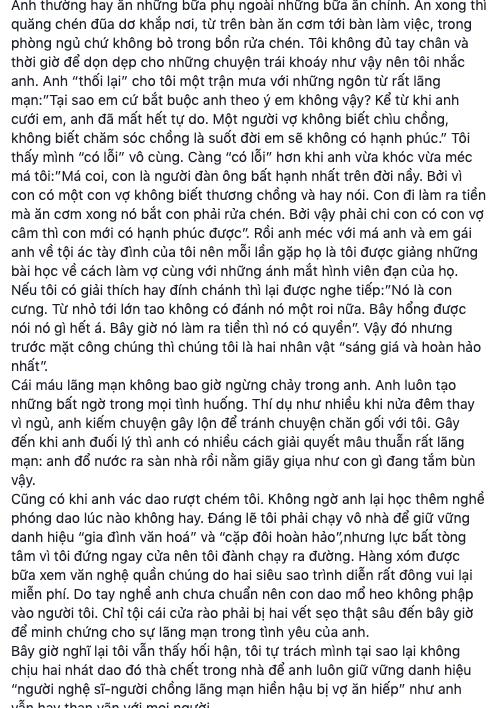 Đời tư của MC Thanh Bạch - nhân vật chính trong ồn ào với NS Xuân Hương: Hai người vợ, 9 lần tổ chức đám cưới vẫn bị nghi ngờ giới tính  - Ảnh 9.