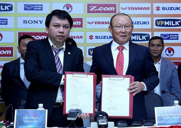Trận Việt Nam – Malaysia là cột mốc cho hành trình 2 năm kỳ diệu của HLV Park Hang-seo cùng bóng đá Việt - Ảnh 2.