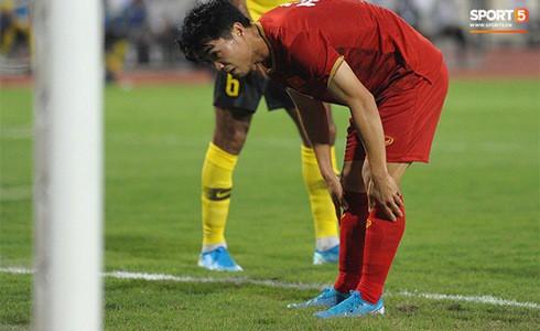 [Vòng loại World Cup 2022] Việt Nam 1-0 Malaysia (H2): Quang Hải lập siêu phẩm ngả người volley - Ảnh 14.