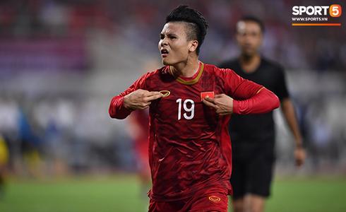 [Vòng loại World Cup 2022] Việt Nam 1-0 Malaysia (H2): Quang Hải lập siêu phẩm ngả người volley - Ảnh 6.