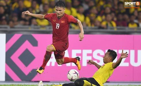 [Vòng loại World Cup 2022] Việt Nam 1-0 Malaysia (H2): Quang Hải lập siêu phẩm ngả người volley - Ảnh 38.